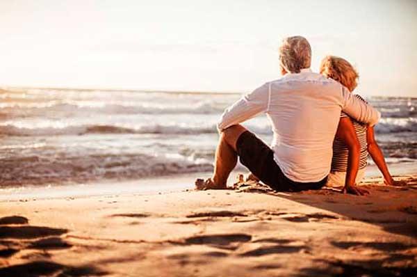 O amor não tem idade!
